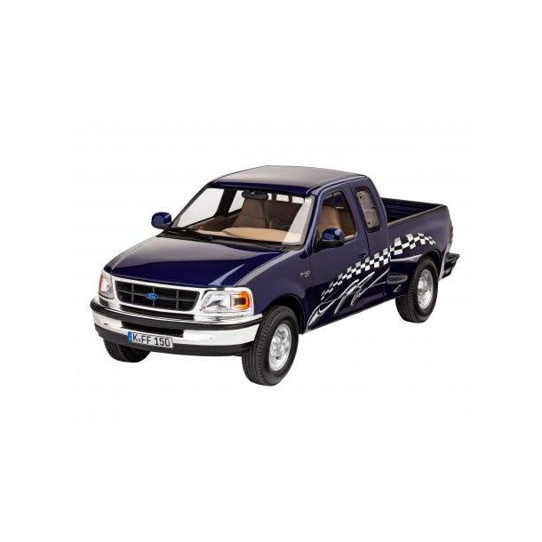 07045 Revell 97 Ford F-150 XLT 1/25