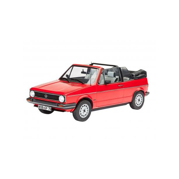 07071 Revell VW Golf 1 Cabriolet 1/24