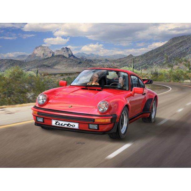 07179 REVELL Porsche 911 TURBO.