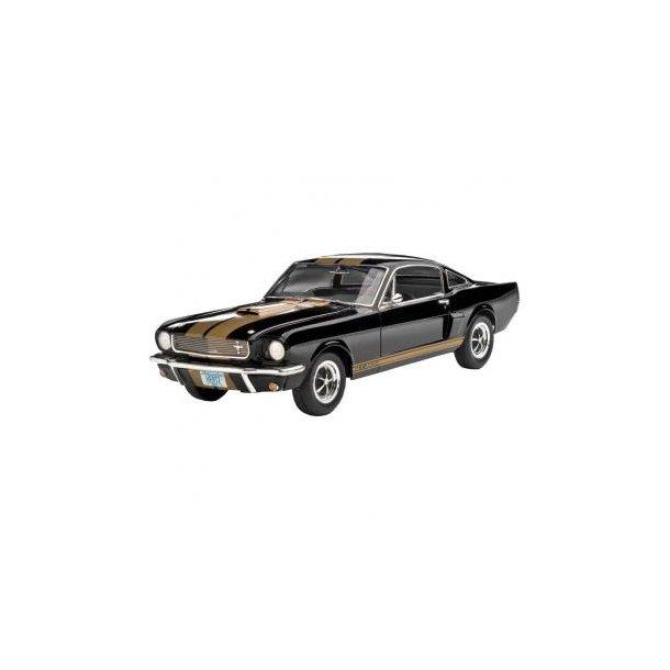 07242  Revell Shelby Mustang GT 350 H 1/25 INCL Maling, lim og pensel.