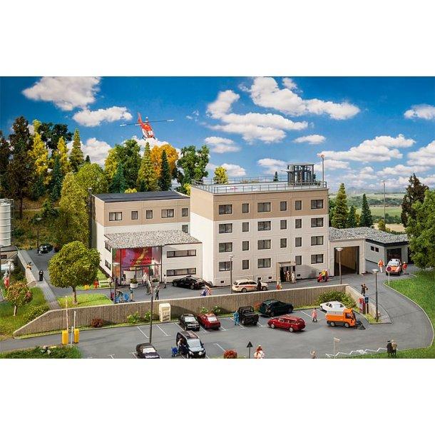 130809 FALLER Klinik/Hospital. H0