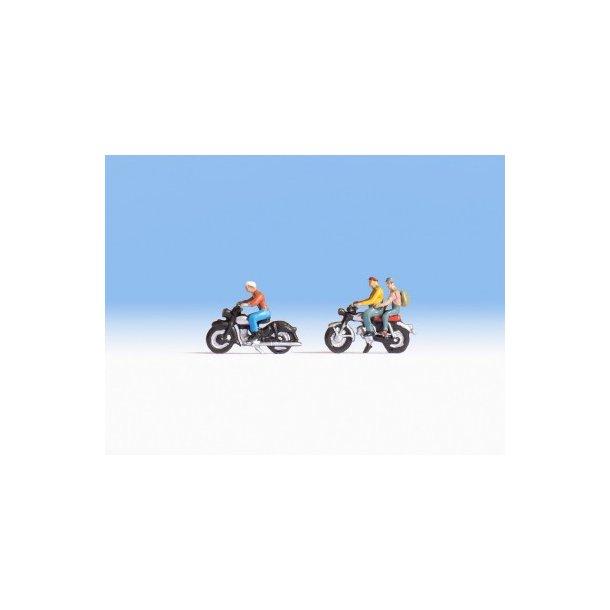 15904 NOCH Motorcyklister. H0