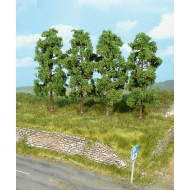 1763 HEKI 4 stk. Løvfældende træer.