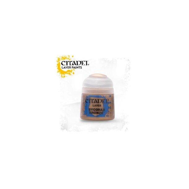 22-64 CITADEL. Sycorax Bronze. 12 ml.