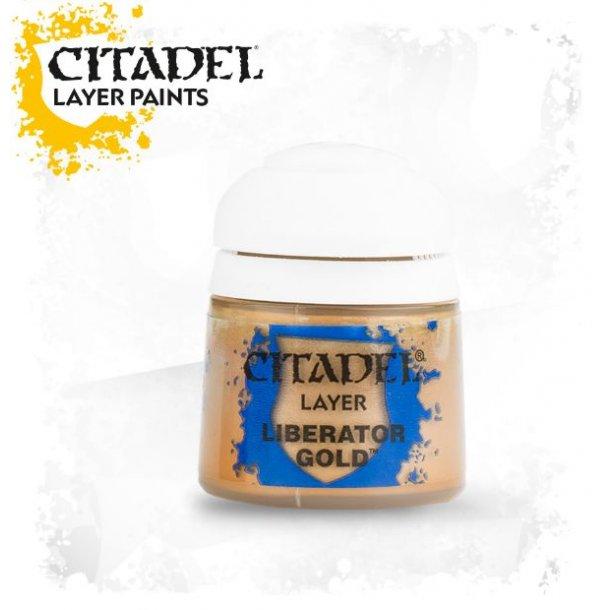 22-71 CITADEL Liberator Gold. 12 ml.