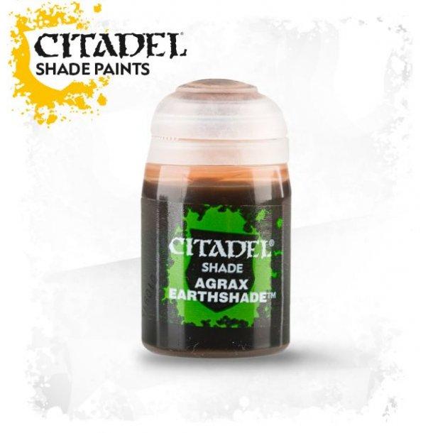 24-15 CITADEL Agrax Earthshade. 24 ml.