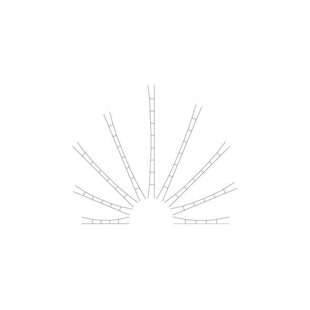 4156 VIESSMANN - H0 - Køretråd