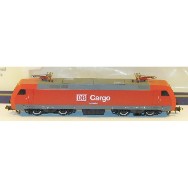 4.A.3. Lima BR 152 DB Cargo. Brugt.