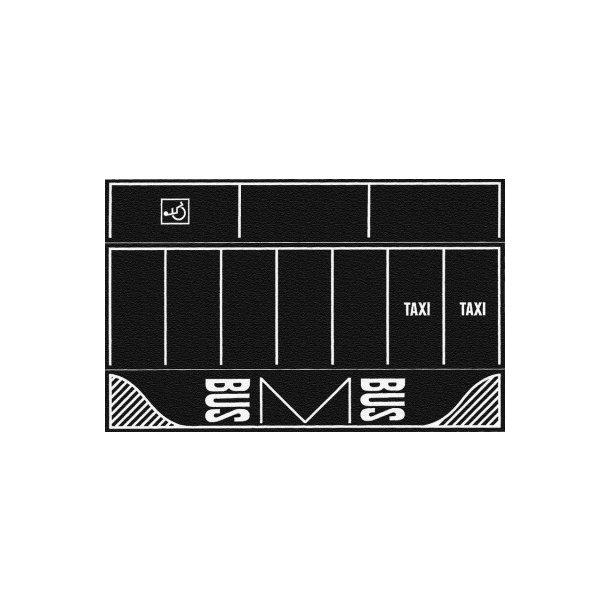 60718 NOCH Parkeringspladser. H0