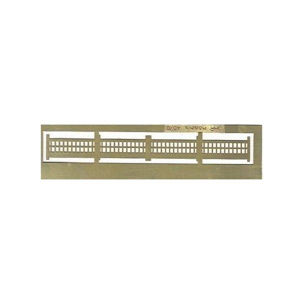 4070 JHR & GH Models. Barrierer 4. N