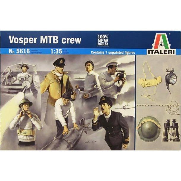 5616 ITALERI Vosper MTP crew. 1:35