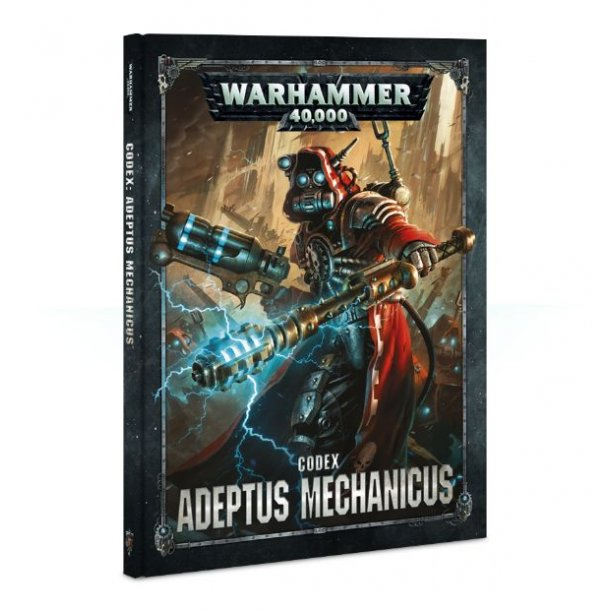 60-03-01 WARHAMMER Codex Adeptus Mechanicus.
