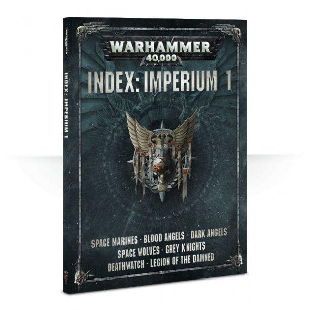 43-91-60 WARHAMMER INDEX: Imperium 1