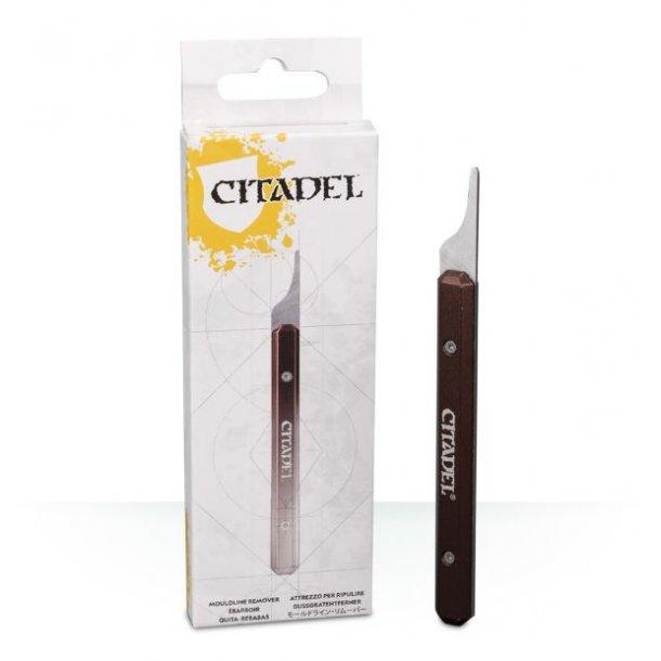 66-65 CITADEL Skraber, til at rengører modellerne for grater.
