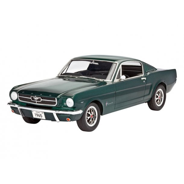 07065  Revell 1965 Ford Mustang 22 Fastback 1/25