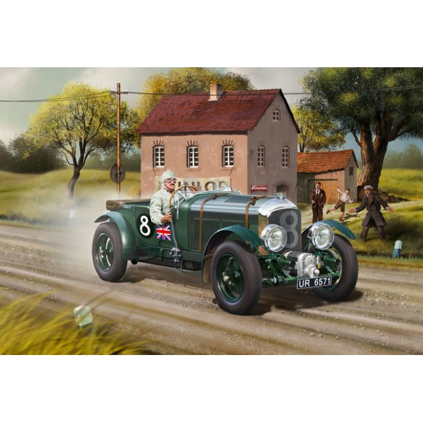 07007 REVELL Bentley 4,5L Blower. 1:24