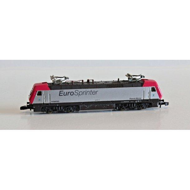 8837 Märklin Euro Sprinter . Analog. Brugt. Z