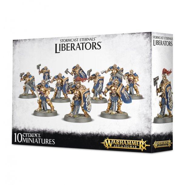 96-10 WARHAMMER Liberators