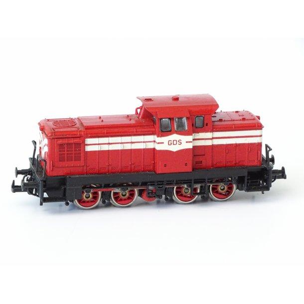 Cl GDS PIKO lokomotiv fra GDS. H0. Brugt