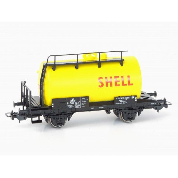 96068 PIKO Shell tankvogn Hjemsted Fredericia. H0.