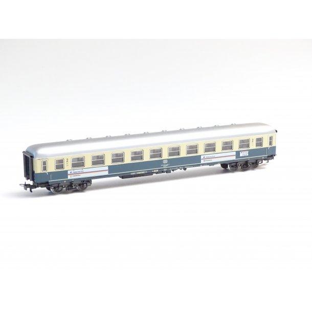 R 4177 MÄRKLIN DB Bcmk personvogn 2 kl. H0. Brugt