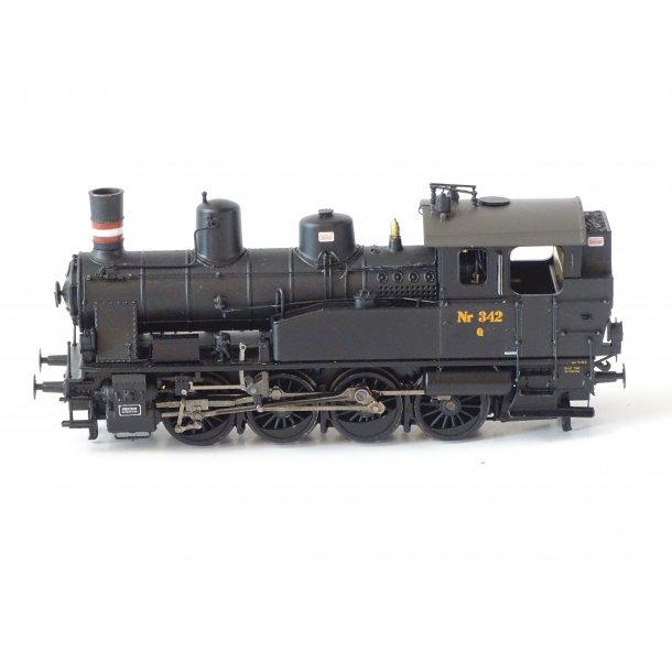 2102 MCK DSB litra Q 342. Med lyd. DC. H0