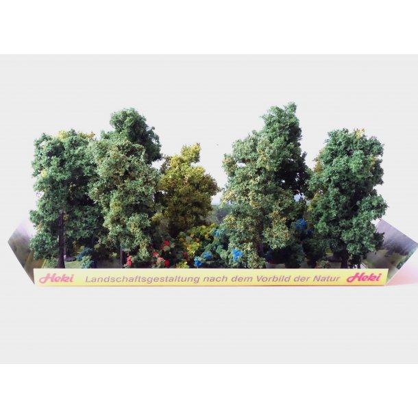 1996 HEKI 18 træer og buske. Fra 1 til 11 cm
