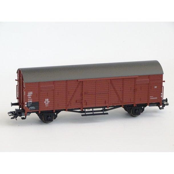 Je 72 000794 Märklin Lukket godsvogn DB. H0. Brugt