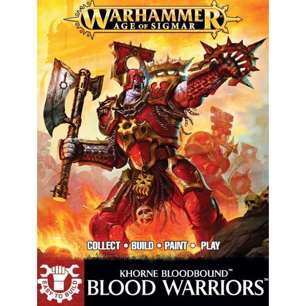 71-03 WARHAMMER Khorne Bloodbound BLOOD WARRIORS