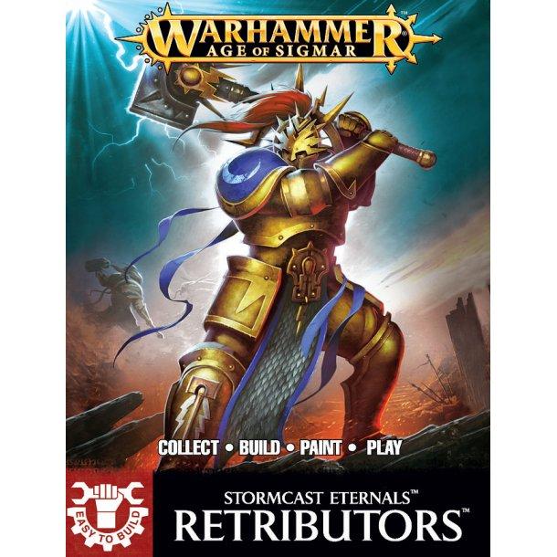 71-02 WARHAMMER Stormcast Eternals Retributors