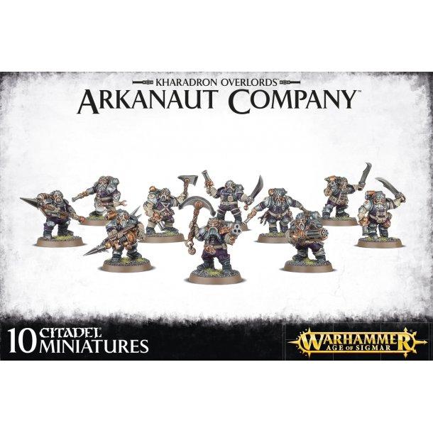 84-35 WARHAMMER Arkanaut Company