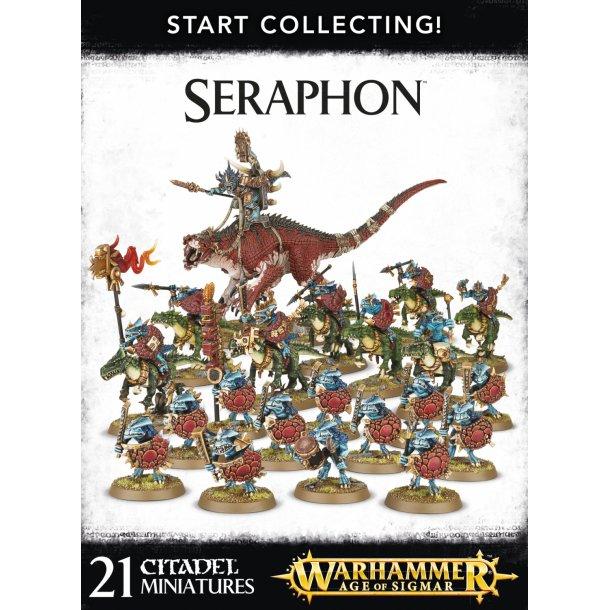 70-88 WARHAMMER Start collecting. Seraphon.