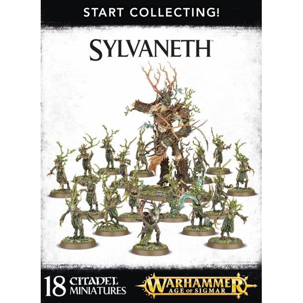 70-92 WARHAMMER Start collecting Sylvaneth.