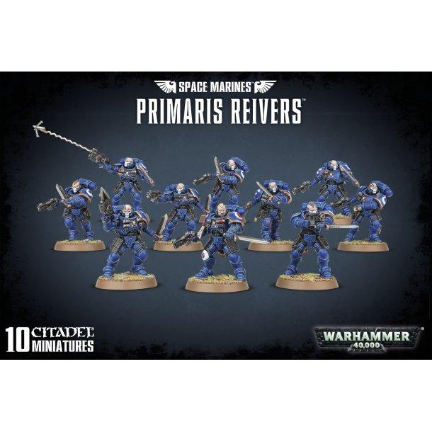 48-71 WARHAMMER. Space MarinesPrimaris Reivers.