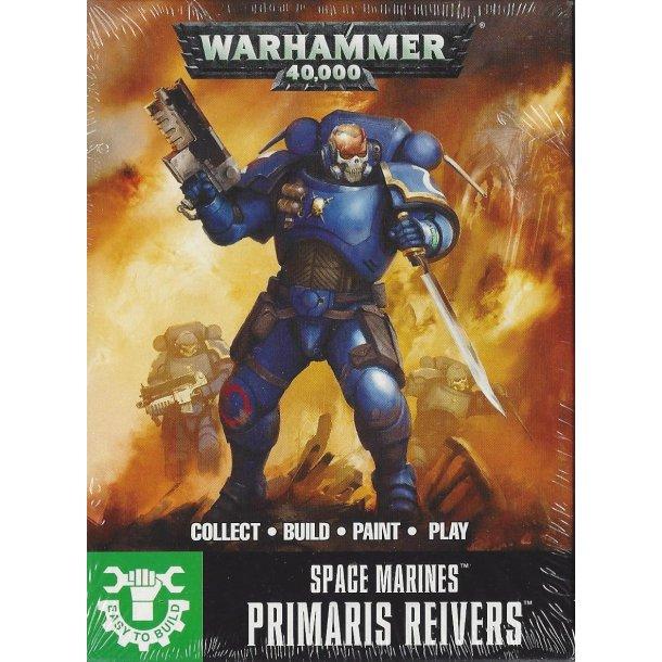 48-66 WARHAMMER. Primaris Reivers.