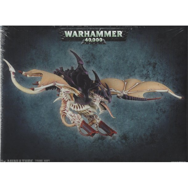 51-14 WARHAMMER. Tyrnid Harpy