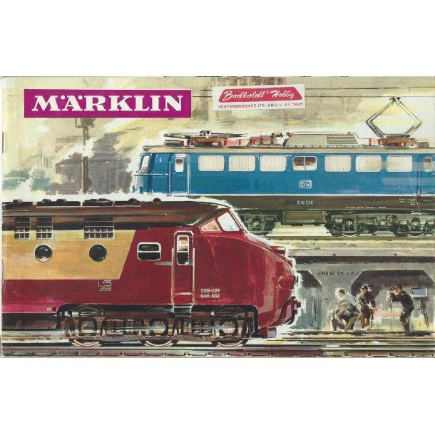Je 274 Märklin katalog 1965/66