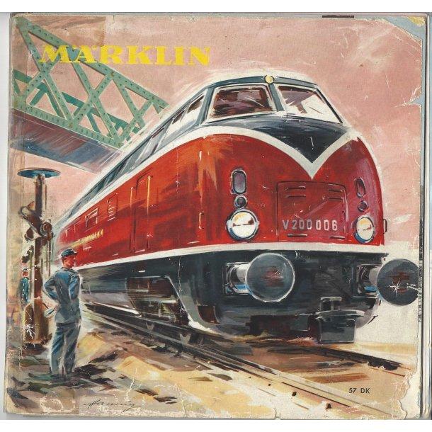 Je 272 Märklin katalog 1957.
