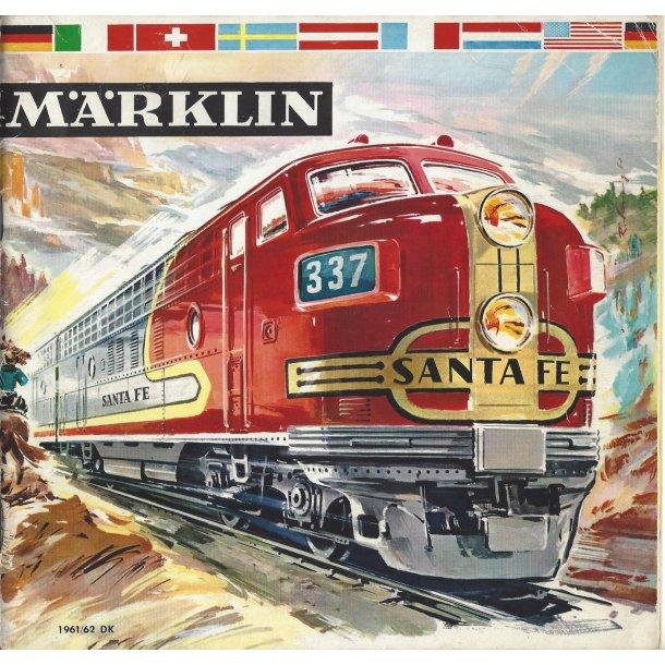 Je 294 MÄRKLIN Katalog 1961/62. Brugt