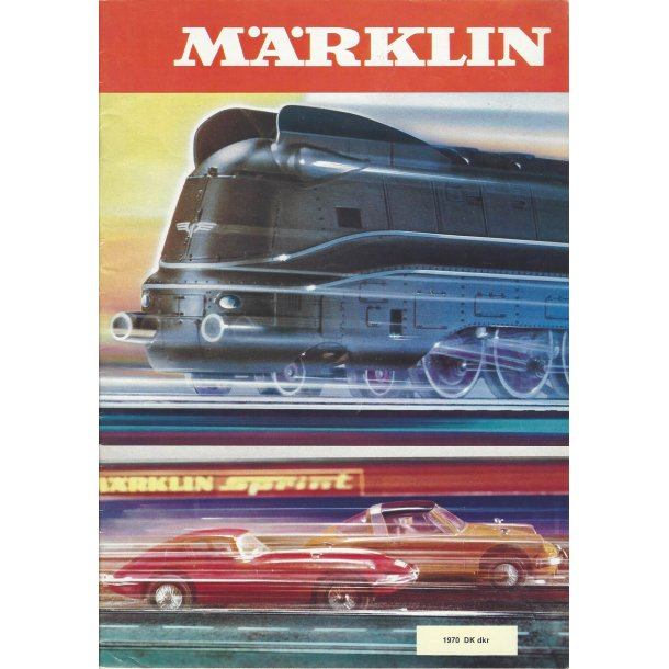 Je 261 MÄRKLIN Katalog 1970.