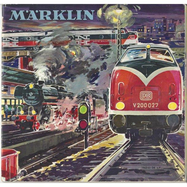 Je 271 Märklin katalog 1962/63.