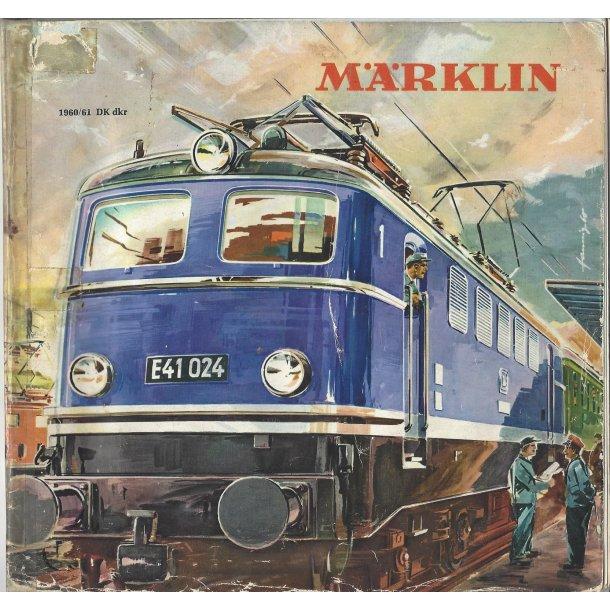 Je 295 MÄRKLIN Katalog 1960/61. Brugt