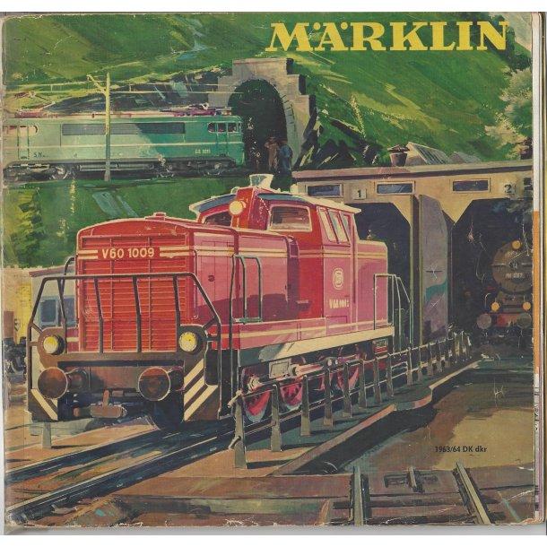 Je 270 Märklin katalog 1963/64.