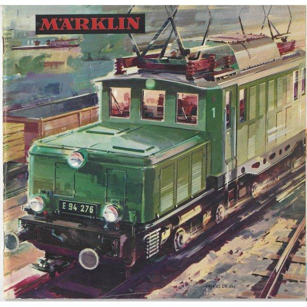 Je 269 Märklin Katalog 1964/65.