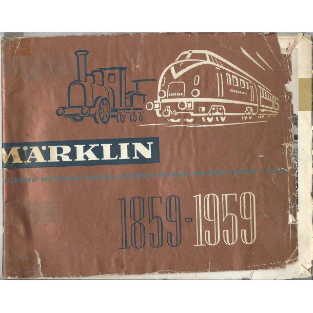 Je 281 Märklin Katalog 1959.