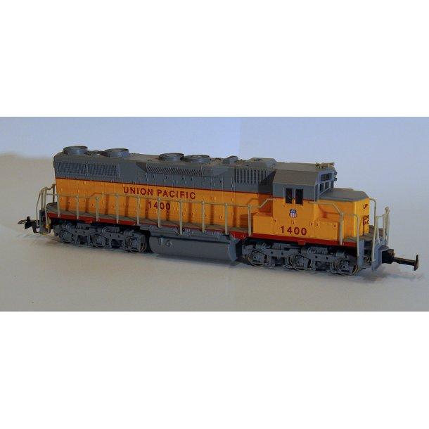 Ja 63501 BACHMANN. 6P40 Union Pacific. DC. H0. Brugt