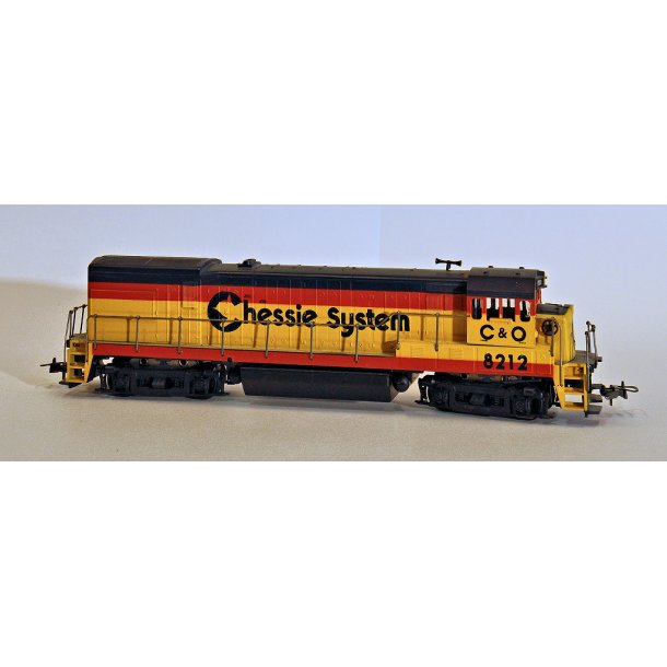 Ja 8212 ATHEARN Chessie System C & O. DC. H0. Brugt
