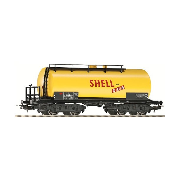 95972 PIKO DSB Ze 502 833 Shell med ICA - H0 -