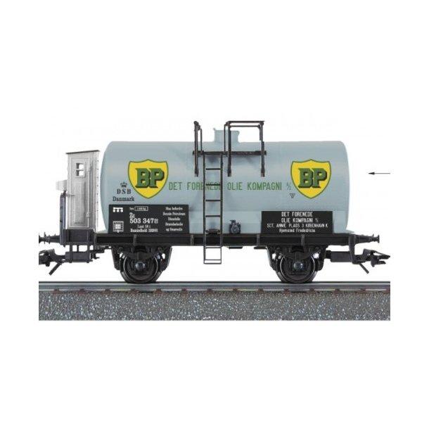 4870.005 Märklin BP tankvogn litra Ze 503 347 - H0 -