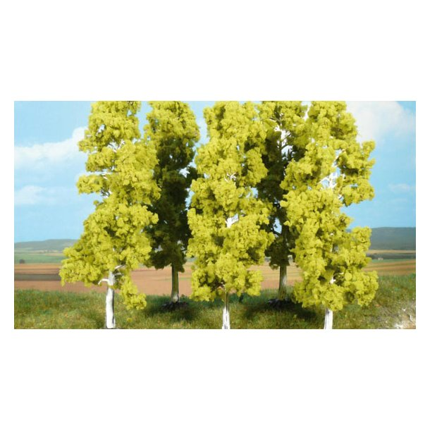 1365 Heki Birketræer 16 stk 18 cm høje